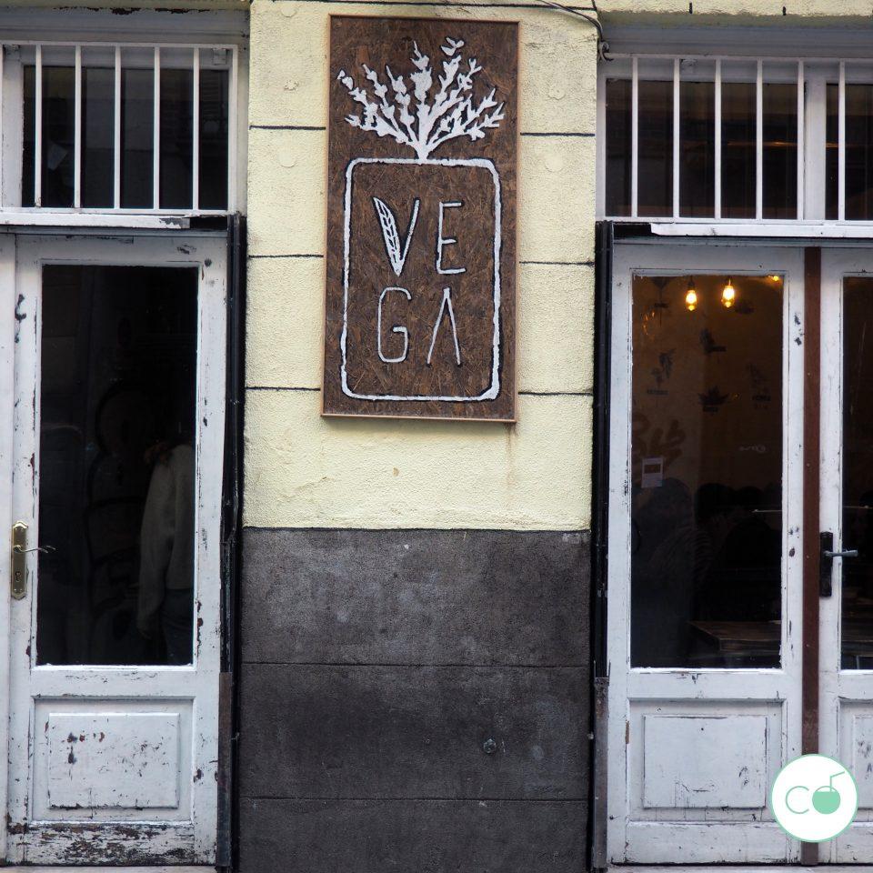 restaurante vegano Madrid