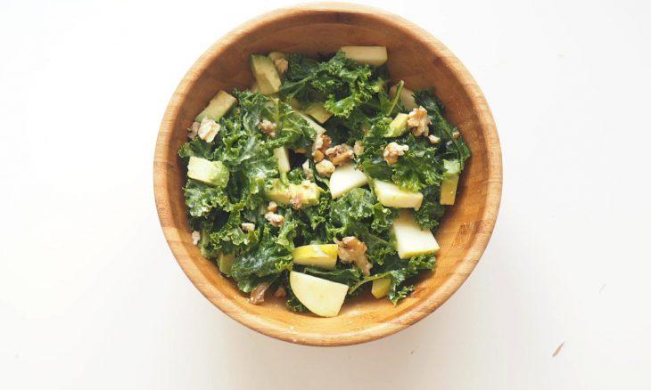 Los 2 secretos para una ensalada saludable… Que esté rica.